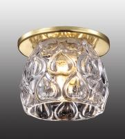 Декоративный встраиваемый светильник VETRO 369920