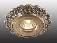 Декоративный встраиваемый светильник VINTAGE 369930