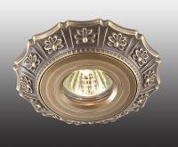 Декоративный встраиваемый светильник VINTAGE 369933