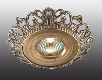 Декоративный встраиваемый светильник VINTAGE 369939