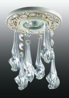 Декоративный встраиваемый светильник PENDANT 369961