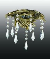 Декоративный встраиваемый светильник GRAPE 369970