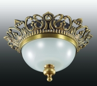Декоративный встраиваемый светильник BAROQUE 369980
