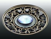 Декоративный встраиваемый светильник VINTAGE 369988