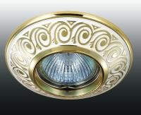 Декоративный встраиваемый светильник VINTAGE 370001