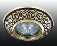 Декоративный встраиваемый светильник VINTAGE 370002
