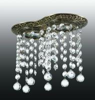 Декоративный встраиваемый светильник GRAPE 370018