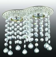 Декоративный встраиваемый светильник GRAPE 370019