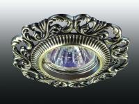 Декоративный встраиваемый светильник VINTAGE 370026
