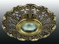 Декоративный встраиваемый светильник VINTAGE 370030