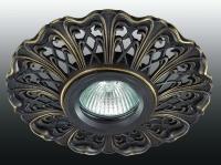 Декоративный встраиваемый светильник VINTAGE 370031