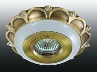 Декоративный встраиваемый светильник ASTER 370034