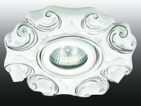 Декоративный встраиваемый светильник FARFOR 370041