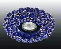 Декоративный встраиваемый светильник FARFOR 370043