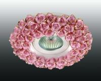 Декоративный встраиваемый светильник FARFOR 370044