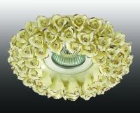 Декоративный встраиваемый светильник FARFOR 370045