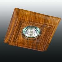 Декоративный встраиваемый светильник PATTERN 370090