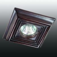Декоративный встраиваемый светильник PATTERN 370091