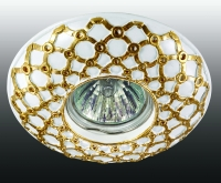 Декоративный встраиваемый светильник PATTERN 370115
