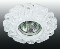 Декоративный встраиваемый светильник PATTERN 370122