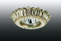 Декоративный встраиваемый светильник PEARL 370139