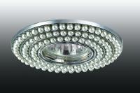 Декоративный встраиваемый светильник PEARL 370141