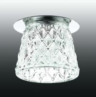 Декоративный встраиваемый светильник DEW 370149