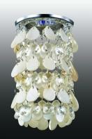 Декоративный встраиваемый светильник CONCH 370151