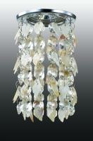 Декоративный встраиваемый светильник CONCH 370152
