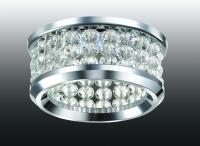 Декоративный встраиваемый светильник BOB 370153