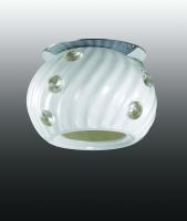 Декоративный встраиваемый светильник ZEFIRO 370157