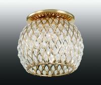Декоративный встраиваемый светильник MIZU 370163