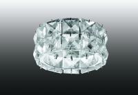 Декоративный встраиваемый светильник NEVIERA 370164