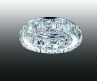 Декоративный встраиваемый светильник NEVIERA 370168