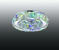 Декоративный встраиваемый светильник NEVIERA 370169