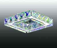 Декоративный встраиваемый светильник NEVIERA 370171