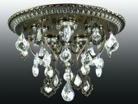 Декоративный встраиваемый светильник GRAPE 370177