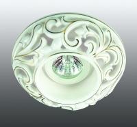 Встраиваемый декоративный светильник OLA 370195