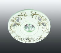 Встраиваемый декоративный светильник OLA 370201