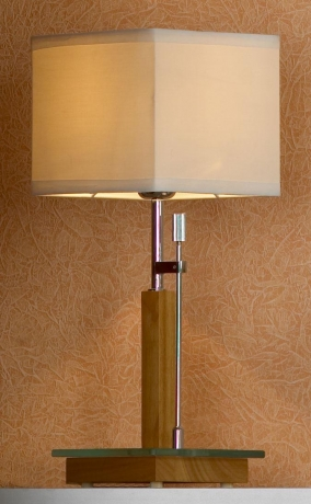 Настольная лампа LUSSOLE S.R.L LSF-2504-01 фото