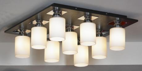 Потолочный светильник PROMO LSF-6117-09 фото
