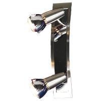 Настенный светильник LUSSOLE S.R.L LSL-1491-02