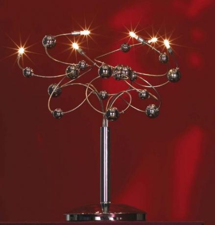 Настольная лампа PROMO LSQ-5404-06 фото